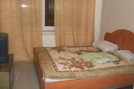 Сдается 1-комнатная квартира посуточнов Новокузнецке, ул. Первостроителей, 9.