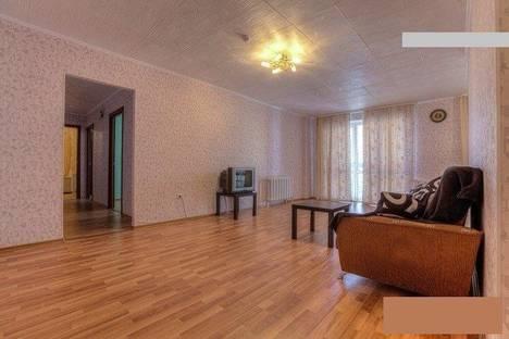 Сдается 3-комнатная квартира посуточнов Уфе, Революционная ул., 70.