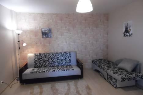 Сдается 1-комнатная квартира посуточнов Воронеже, ул. Челюскинцев, 101.