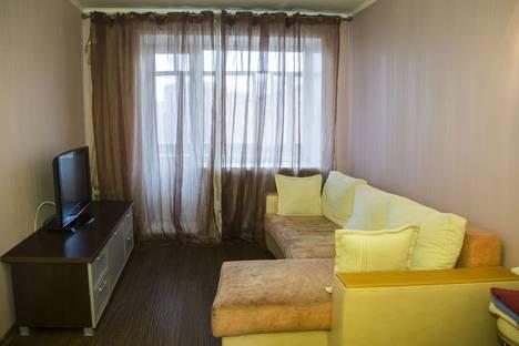 Сдается 1-комнатная квартира посуточнов Дивногорске, Свободный проспект, 25.