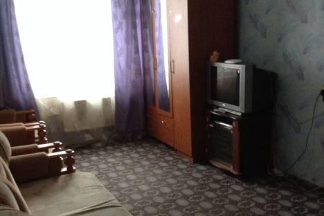 Сдается 1-комнатная квартира посуточно в Тулуне, Угольщиков 31.