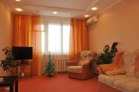 Сдается 2-комнатная квартира посуточно в Набережных Челнах, пр.Московский 110.
