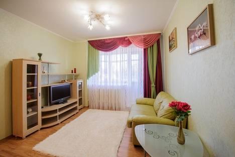 Сдается 1-комнатная квартира посуточнов Томске, пер. Базарный, 12.