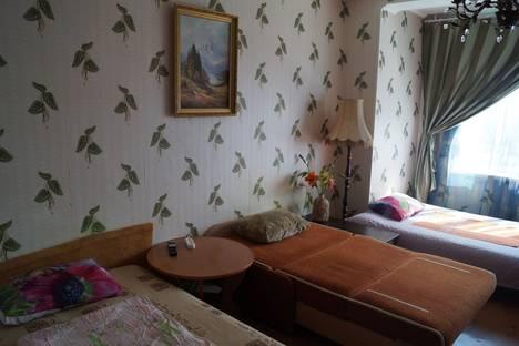 Сдается 2-комнатная квартира посуточно в Сургуте, проспект Мира, 1  (Wi-Fi).