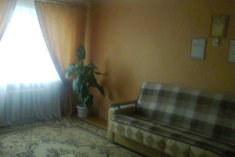 Сдается 1-комнатная квартира посуточнов Тюмени, ул. Луначарского, 59.
