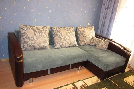 Сдается 2-комнатная квартира посуточно в Ступине, ул. Куйбышева, 5.