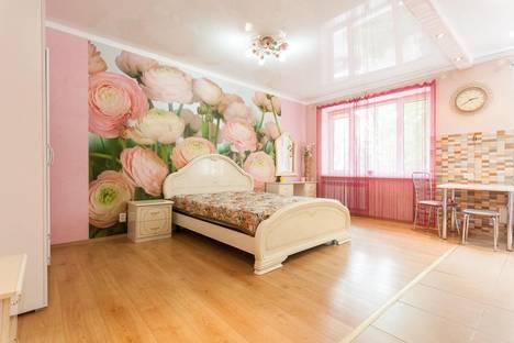 Сдается 1-комнатная квартира посуточно в Калининграде, ул. Театральная, 17.