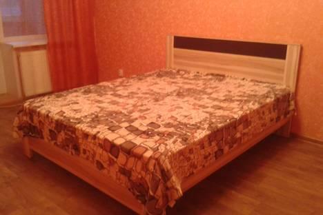 Сдается 1-комнатная квартира посуточно в Рязани, Стройкова, д.38.