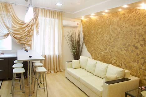 Сдается 2-комнатная квартира посуточнов Воронеже, ул. Плехановская, 45.