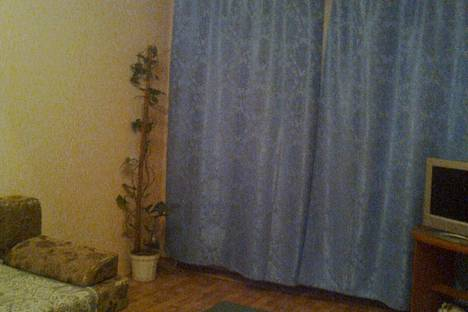 Сдается 1-комнатная квартира посуточнов Белорецке, ул. Косоротова, 1.