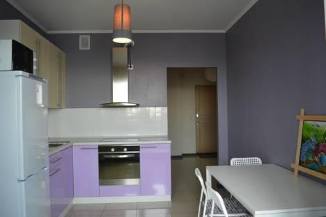 Сдается 1-комнатная квартира посуточнов Орле, ул. Карьерная, 24.