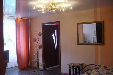 Сдается 2-комнатная квартира посуточно в Твери, терещенко 26.