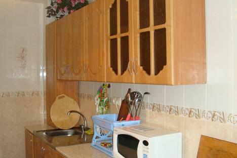 Сдается 3-комнатная квартира посуточнов Минеральных Водах, ул. Анджиевского, 140.