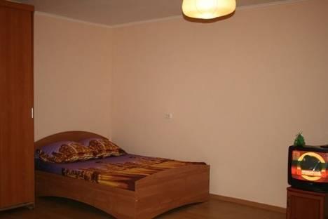 Сдается 1-комнатная квартира посуточнов Омске, Сулеймана Стальского, 2/1.