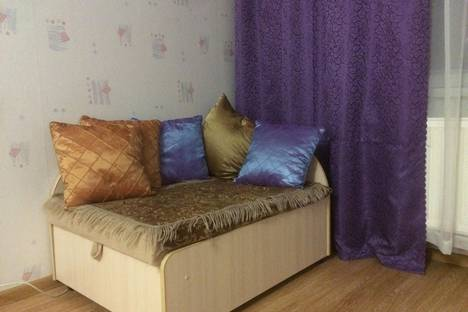Сдается 3-комнатная квартира посуточно в Ижевске, ул. Ключевой поселок, 85б.