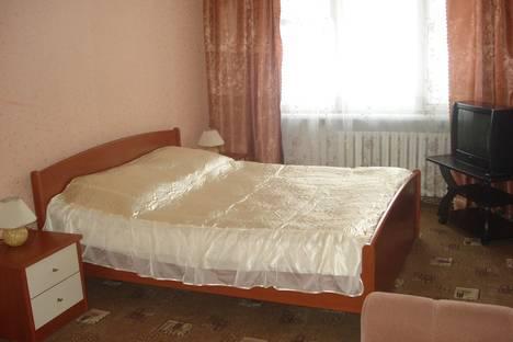 Сдается 1-комнатная квартира посуточно в Димитровграде, ул.Октябрьская 70.