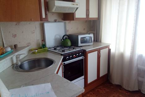 Сдается 1-комнатная квартира посуточно в Нижнем Новгороде, Дмитрия Павлова дом 5.