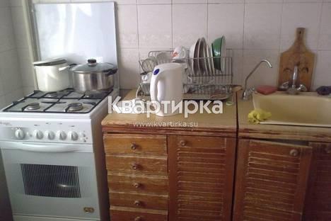 Сдается 2-комнатная квартира посуточнов Тюмени, Республики 158.