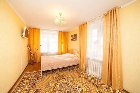 Сдается 1-комнатная квартира посуточно в Кургане, К.Мяготина,128.