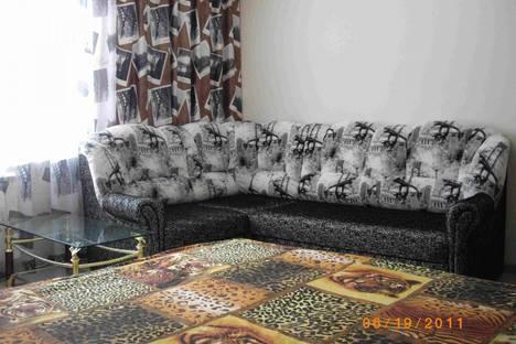 Сдается 1-комнатная квартира посуточно в Чебоксарах, проспект Максима Горького, 16.