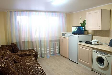 Сдается 1-комнатная квартира посуточнов Тюмени, ул. Одесская 24а.