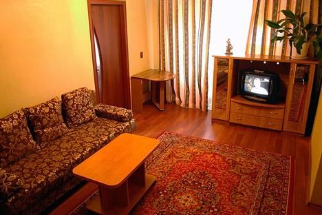 Сдается 2-комнатная квартира посуточнов Тюмени, Минская 59.