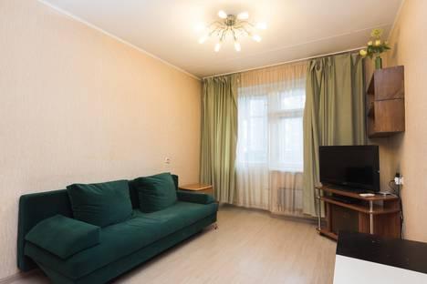 Сдается 1-комнатная квартира посуточнов Екатеринбурге, Сиреневый бульвар д.19-А.