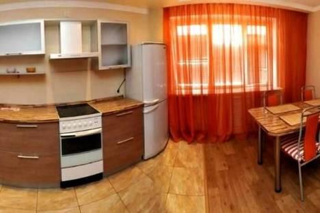 Сдается 3-комнатная квартира посуточнов Тюмени, Пермякова 76корп 3.