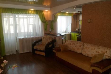 Сдается 3-комнатная квартира посуточно, ул.Кирова д.115.