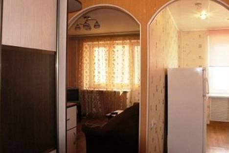 Сдается 1-комнатная квартира посуточно, проспект октября 158.