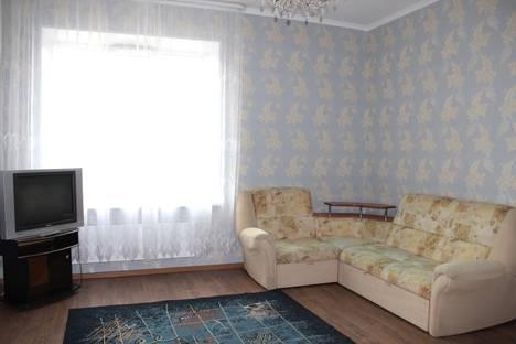 Сдается 1-комнатная квартира посуточнов Нижневартовске, ул. Нововартовская, 7.