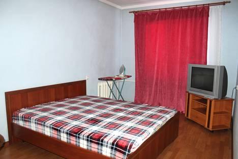 Сдается 2-комнатная квартира посуточнов Мегионе, ул. Интернациональная, 7.