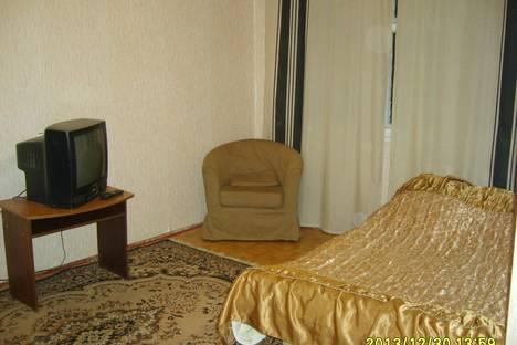 Сдается 1-комнатная квартира посуточно в Дзержинске, проспект Циолковского, 45а.