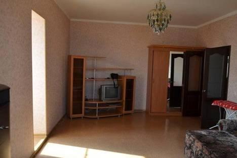 Сдается 1-комнатная квартира посуточнов Белгороде, ул. Спортивная, 1.