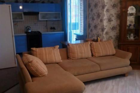 Сдается 2-комнатная квартира посуточно в Стерлитамаке, Юрматинская улица, 1А.