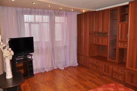 Сдается 1-комнатная квартира посуточнов Пензе, проспект Победы, 105.