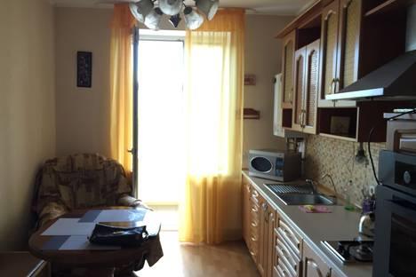 Сдается 1-комнатная квартира посуточнов Мурманске, улица Коминтерна, 24.