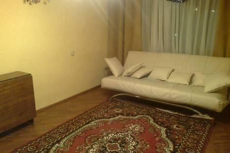 Сдается 3-комнатная квартира посуточно в Перми, ул. Пермская, 126.