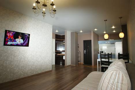 Сдается 2-комнатная квартира посуточнов Волгограде, ул. Пугачевская, 20.