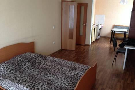 Сдается 1-комнатная квартира посуточнов Новокузнецке, Строителей, 90.
