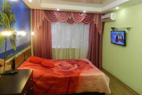 Сдается 1-комнатная квартира посуточно в Воронеже, ул. Карла Маркса 66,.