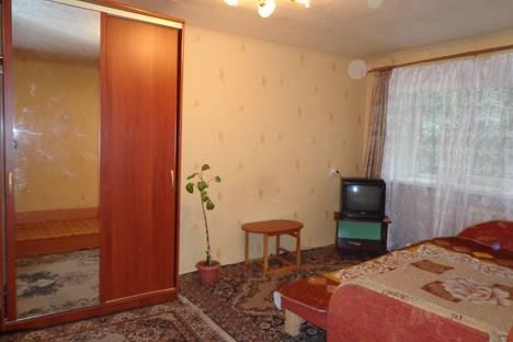 Сдается 1-комнатная квартира посуточнов Уфе, ул. Первомайская, 91.