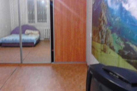 Сдается 2-комнатная квартира посуточно в Якутске, ул. Островского, 6.