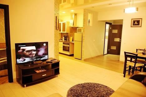 Сдается 1-комнатная квартира посуточно в Иркутске, ул. Советская, 29.