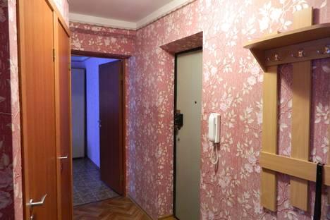 Сдается 2-комнатная квартира посуточно в Ухте, проспект Ленина, 28г.
