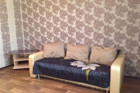 Сдается 2-комнатная квартира посуточно в Магнитогорске, проспект Ленина, 123.
