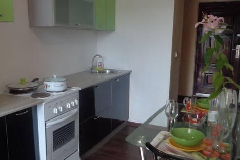 Сдается 1-комнатная квартира посуточно в Иркутске, Чернышевского 8.