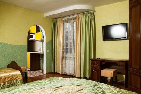 Сдается 1-комнатная квартира посуточно в Твери, ул. Скворцова-Степанова, 52 а.