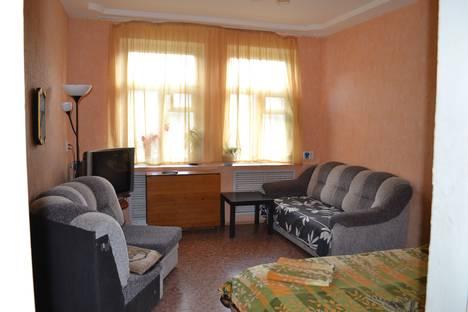 Сдается 3-комнатная квартира посуточнов Вологде, локомотивный пер 13.