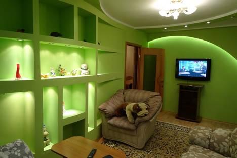 Сдается 2-комнатная квартира посуточнов Североморске, ул. Коминтерна, 20.